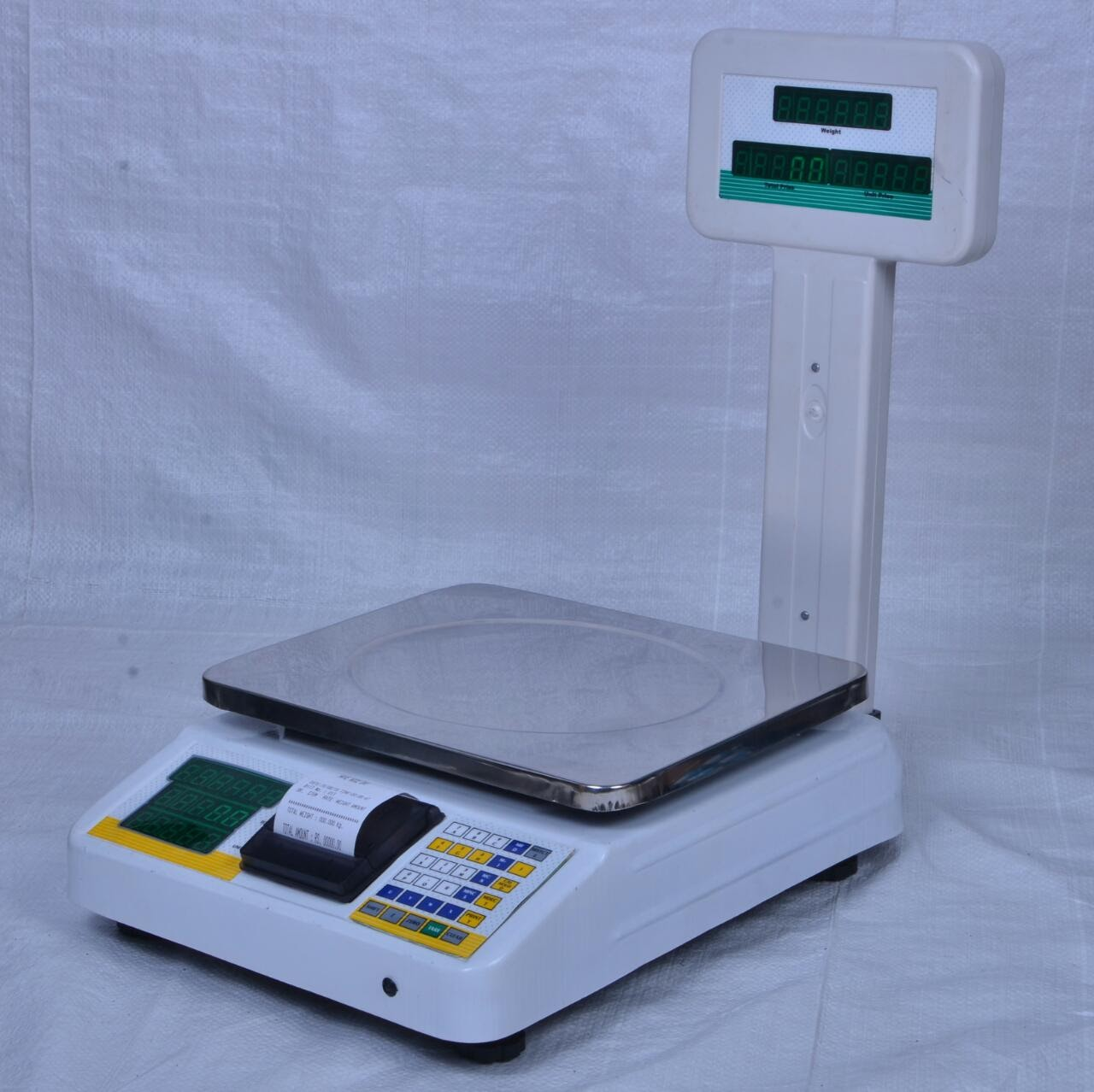 Supermarket Scales Retail Scale Price Computing Scales