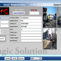 Weighing Scale Label Printing Software, Weighing Scale
